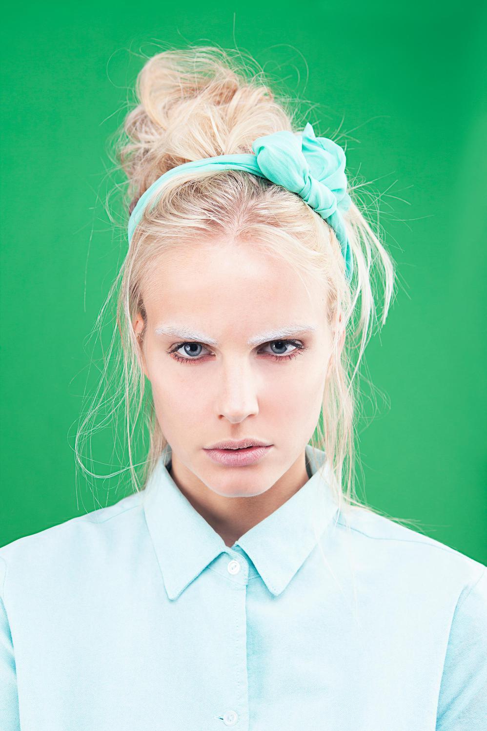 Beauty, colourful white, beauty makeup, makeup artist