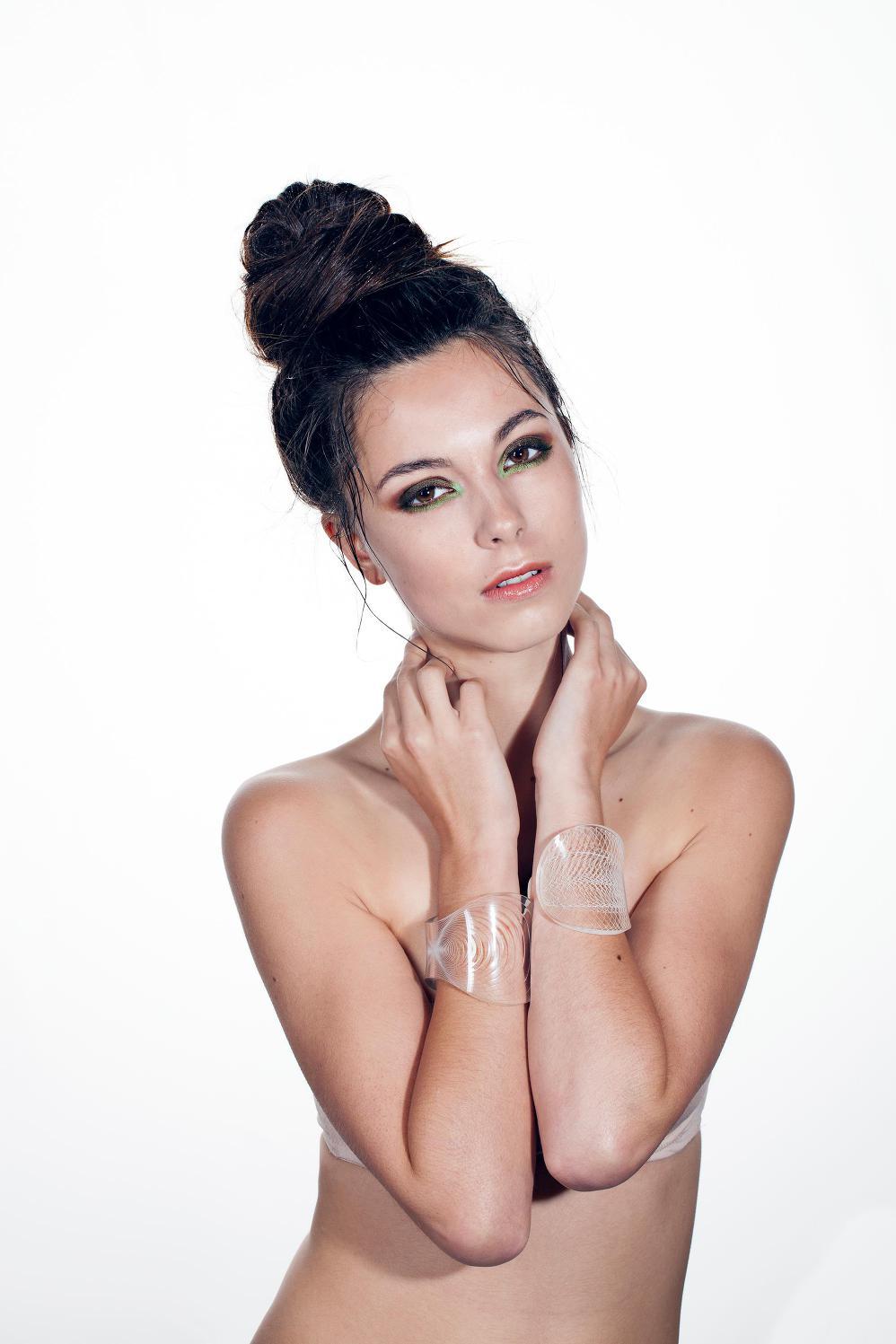 advertising, jewellery, Ans Houben, beauty, shoot, makeup artist