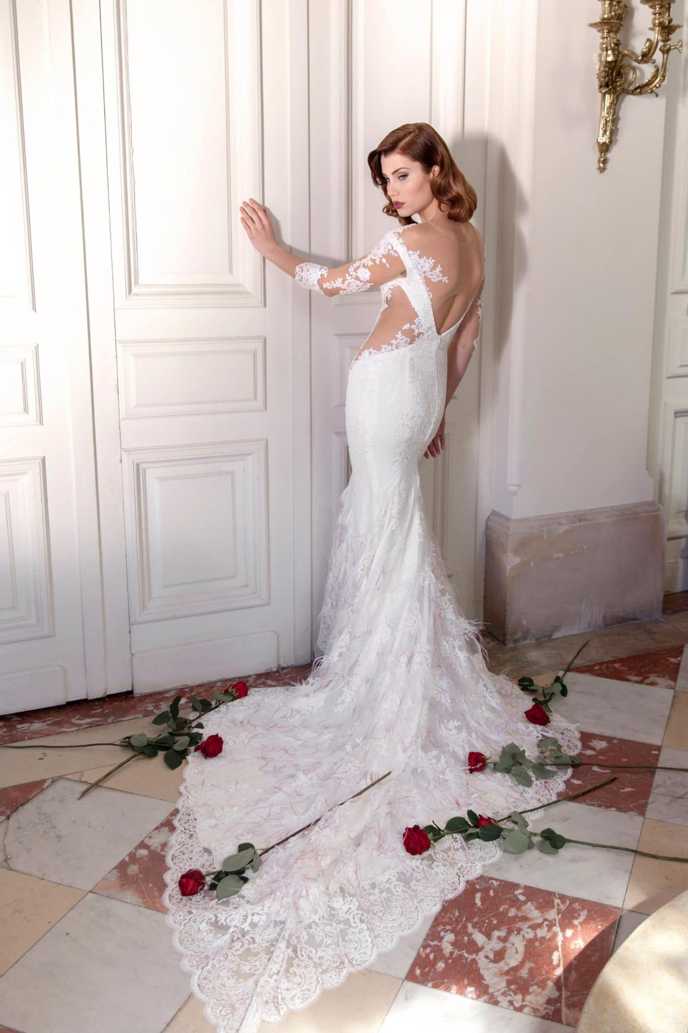 bridal, fashion, coture collection, Nicky Vankets, makeup artist, make-up artist, visagiste