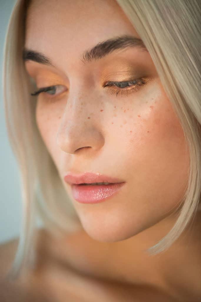 makeup voor beauty fotografie