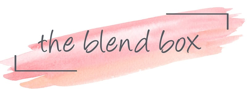 the blend box