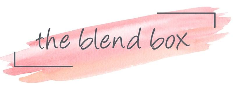 the blend box